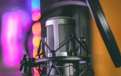 What I've learned through starting a business podcast (and my 4 top tips)